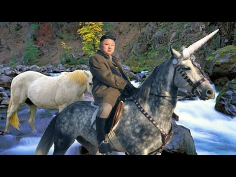 Unicorn Lair Discovered In North Korea