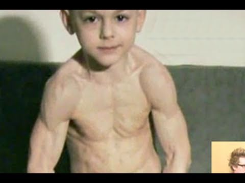 worlds strongest kid must see alexs commando crawl