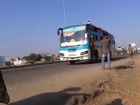 amar jyoti dubble dekar buses