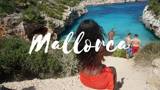 Mallorca Vlog - Fly boarding, Valldemossa Hiking, Snorkelling & Diving