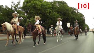 Equino: Celebrando el día del Charro en Mérida ,Yucatán