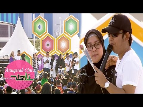 Moment Romantis Personil Wali Bersama Istri | Anugerah Cinta Bersama Wali | 22 Des 2016