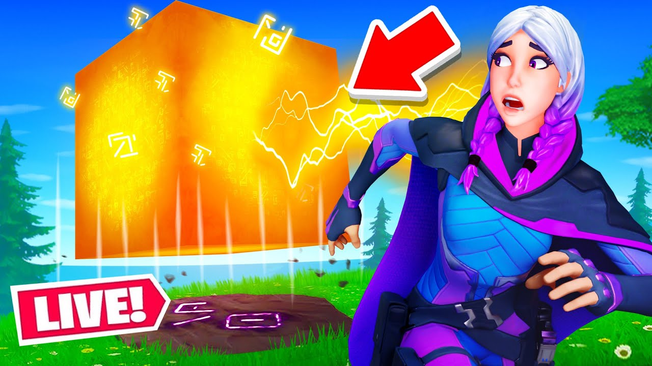 Download *NEW* LIVE EVENT happening RIGHT NOW! (Fortnite)