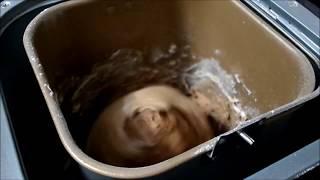 Кекс шоколадный  Хлебопечь REDMOND RBM-M1911 Рецепт под видео