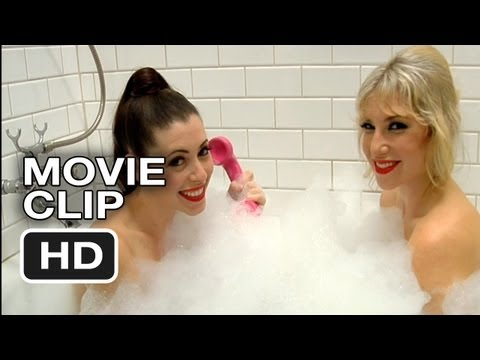 For A Good Time Call Movie CLIP - The Commercial (2012) Justin Long Movie HD