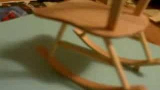 A Mini Rocking Chair