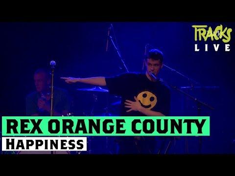 "Rex Orange County – ""Happiness"" live @ Astra Berlin | Arte TRACKS"