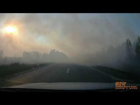Пожар, Барабинск - Здвинск район Кармакла