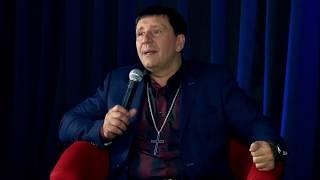 Встреча Андрея Тищенко и  Игоря Семенюка (Программа бакалавра теологии)