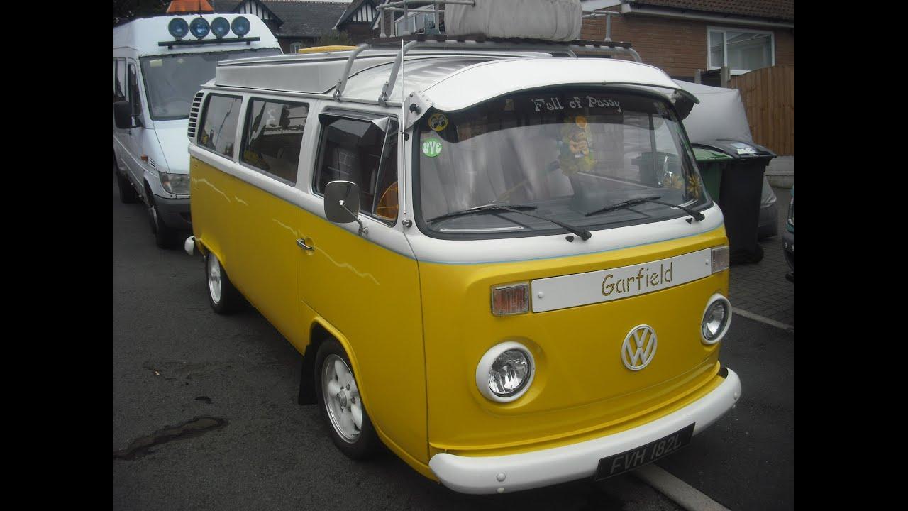 Volkswagen Camper Van Electric - Year of Clean Water