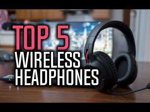 Best Wireless Gaming Headphones in 2018 - 5 Headsets To Buy