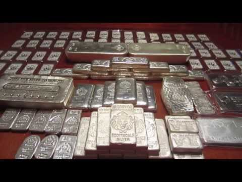 Full Stack Silver Bar Video!