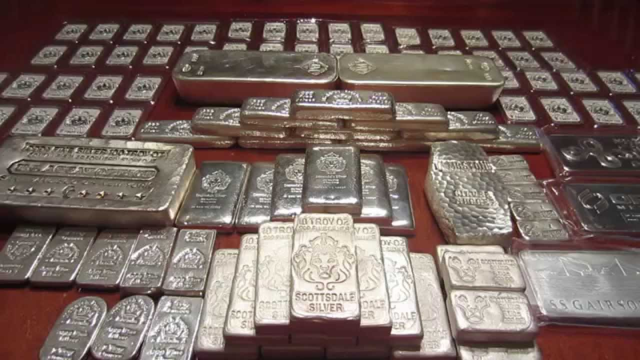 Full Stack Silver Bar Video Youtube