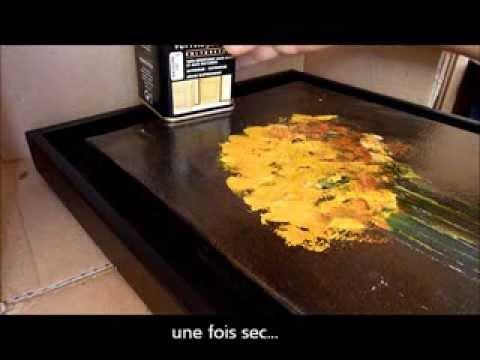Comment Utiliser LHuile Et Les Vernis Dans La Peinture  LHuile