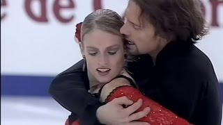Kati Winkler and  René Lohse - 2002 Worlds OD