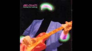 Dire Straits - So Far Away   [Official]