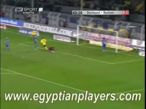 Mohamed Zidan II Borussia Dortmund II 2008-2011 II New season, new chance!