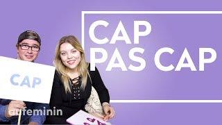 CAP OU PAS CAP ?  - Jimmy Labeeu et Héloïse Martin dans le film TAMARA 2