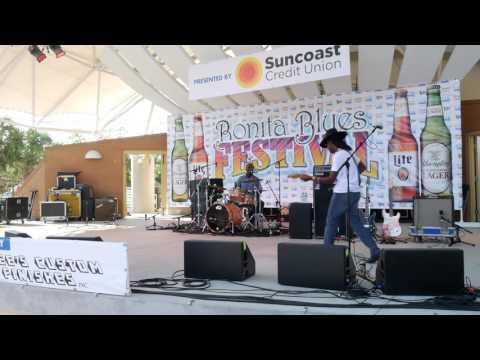 Cedric Burnside Project | Bonita Blues Festival