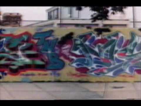 Graffiti: Bronx Hall of Fame (Old School)