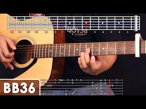 Kahit Maputi Na Ang Buhok Ko - Noel Cabangon / Yeng Constantino Intro Guitar Tutorial