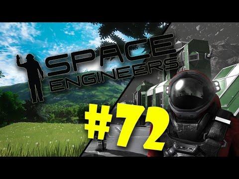 Space Engineers #72 - hydrogen a oxygen věci
