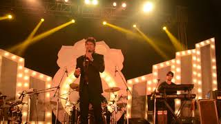 Musical event, Shaan live performance,