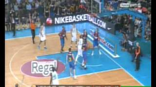 Barcelona-Παναθηναϊκός 71-75 Τα highlights του Παναθηναϊκού