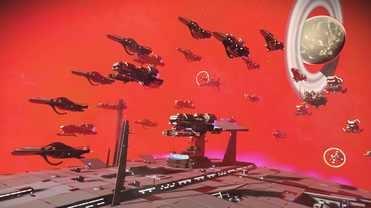 No Man's Sky Freighter Guide - How To Get A Freighter For