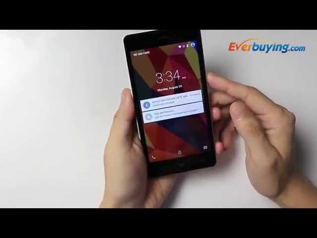 Unlocked Cheap Smartphone, DOOGEE X50L 4G Dual SIM Mobile