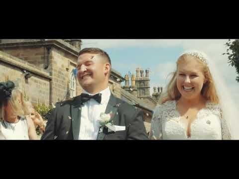 Ripley Castle Wedding Video | Charlotte and Phil