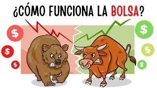 Como funciona la Bolsa de valores ¿Qué es la Bolsa?//PARA PRINCIPIANTES