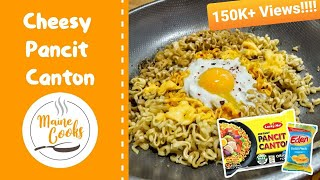 How to cook Cheesy Pancit Canton | Maine Cooks #004