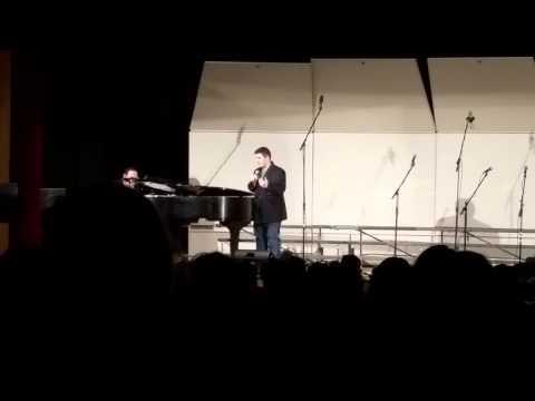 Patrick Bird 2015 Hingham High School (MA) Talent Expo
