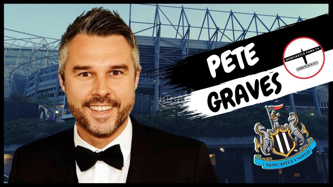 Pete Graves talks NUFC   Greenwood & Mulliner Show
