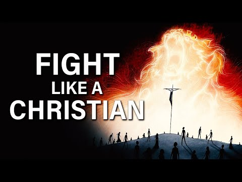 Fight Like A Child Of God | RAGE | Powerful Motivational Speech