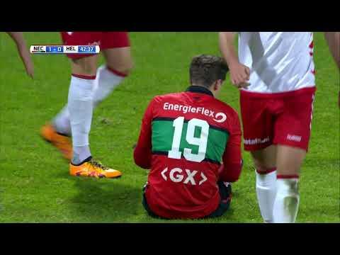 Samenvatting N.E.C. - Helmond Sport (15-12-2017)
