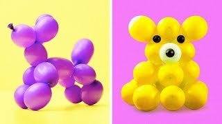 43 BALLOON HACKS YOUR KIDS WILL ADORE