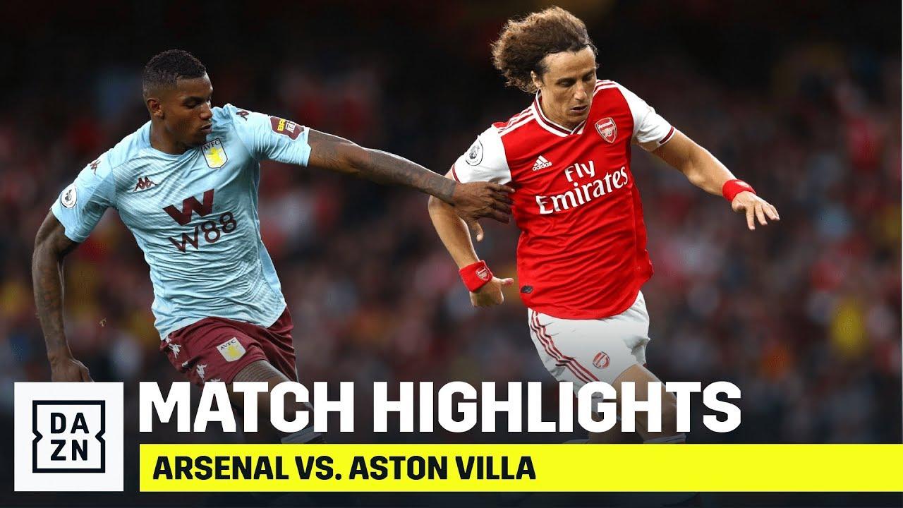 HIGHLIGHTS | Arsenal vs. Aston Villa image