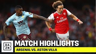 HIGHLIGHTS | Arsenal vs. Aston Villa