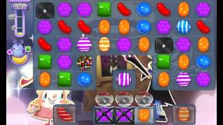 Candy Crush Saga Dreamworld Level 218 (Traumwelt) + Moonstruck Abortion Bug