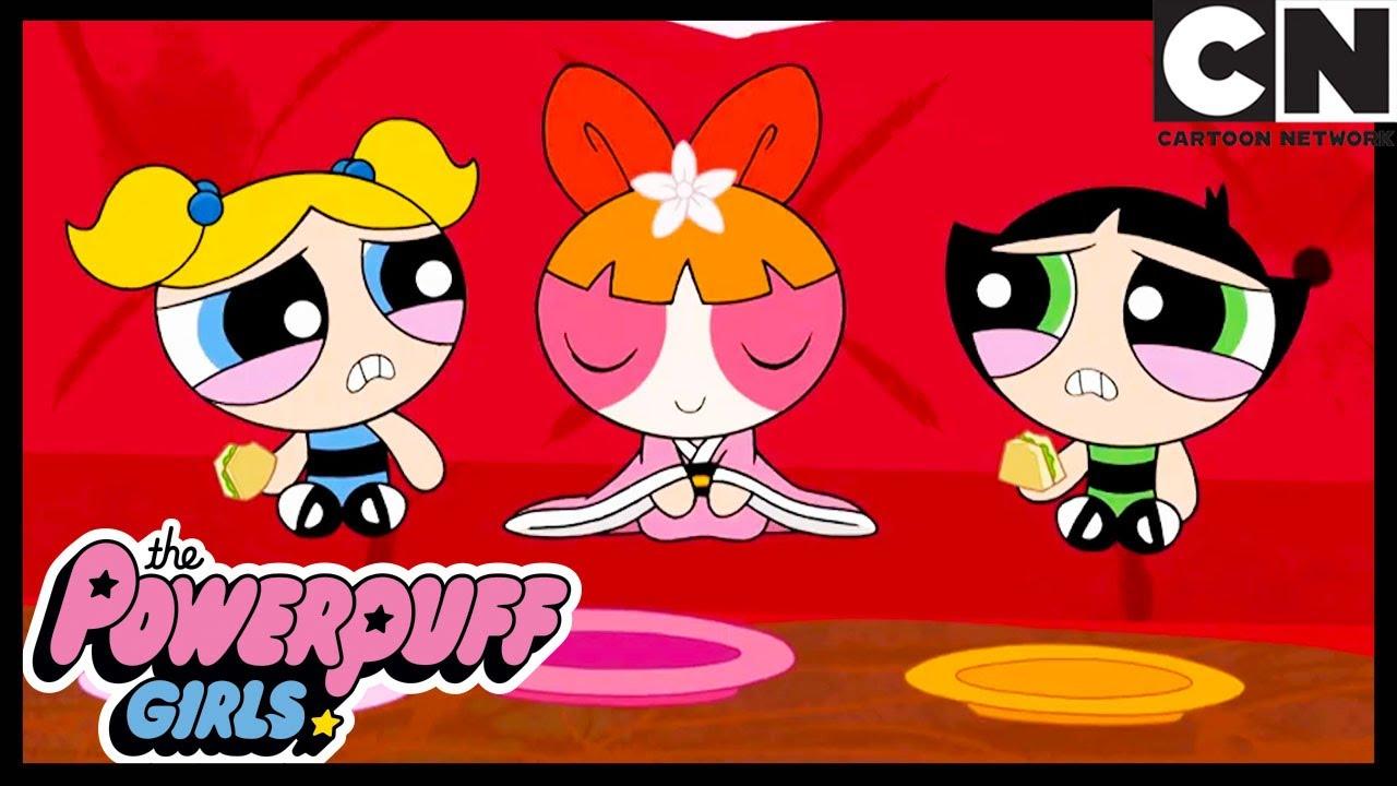 Blossom'a Ne Oldu? | Powerpuff Girls Türkçe | çizgi film | Cartoon Network
