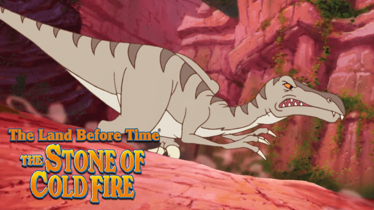 The Truth About Petrie's Evil Uncle | The Land Before Time VII: The Stone of Cold Fire