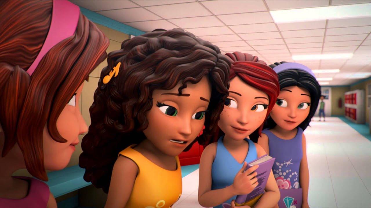 LEGO Friends film - Škola skončila