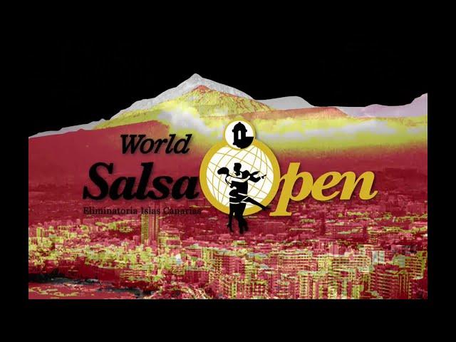 WORLD SALSA OPEN 19  en directo. Desde el Puerto de la Cruz, Tenerife. 4-5-19 ¿Desde dónde nos ves?