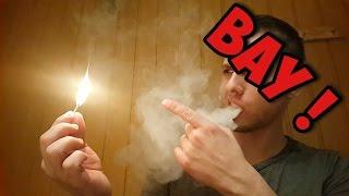 Супер фокус с дымом ! ОБУЧЕНИЕ !