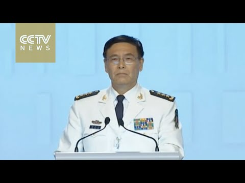 Chinese Admiral reiterates stance on South China Sea
