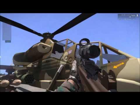 ARMA III ARMSCOR, SADF and SANDF Mods