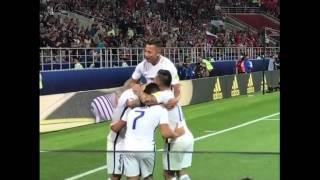 Chile vs Camerún 2-0 Copa Confederaciones 2017 Rusia