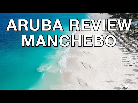 Review Manchebo Beach Resort Spa Aruba